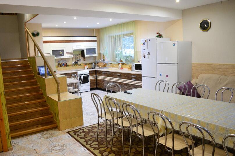 Шале на Таёжной, 184 кв.м. на 14 человек, 3 спальни, Таёжная улица, 9, Шерегеш - Фотография 1