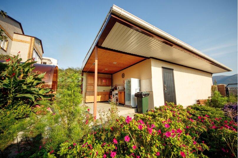 №12. Отдельно стоящий однокомнатный домик на четыре человека, Пограничная, 7, Геленджик - Фотография 1