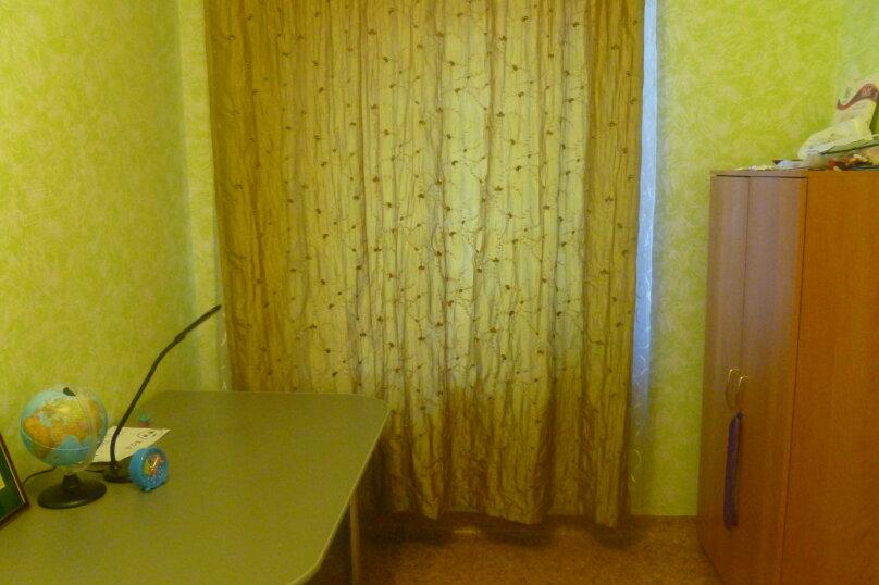 3-комн. квартира, 80 кв.м. на 6 человек, улица Водопьянова, 15, Красноярск - Фотография 4