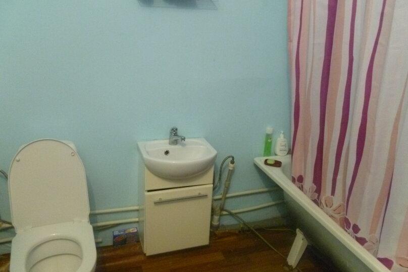 3-комн. квартира, 80 кв.м. на 6 человек, улица Водопьянова, 15, Красноярск - Фотография 5
