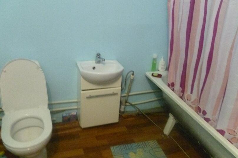 3-комн. квартира, 80 кв.м. на 6 человек, улица Водопьянова, 15, Красноярск - Фотография 6