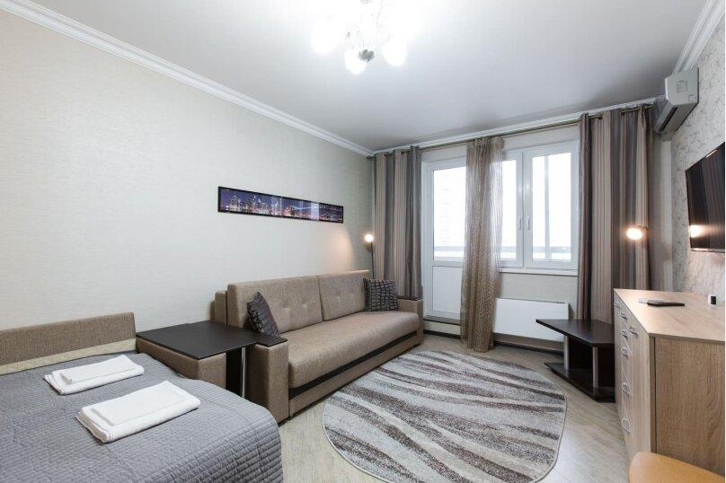 1-комн. квартира, 40 кв.м. на 4 человека, Красногорский бульвар, 32, Москва - Фотография 1