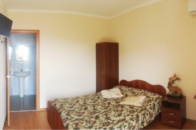 Однокомнатный, 2-местный с двумя односпальными кроватями или одной двухспальной кроватью  (11 номеров), улица Аланская, 34, Сухум - Фотография 4