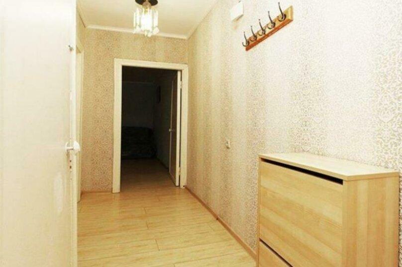 2-комн. квартира, 63 кв.м. на 4 человека, Ленинский проспект, 73, Воронеж - Фотография 10