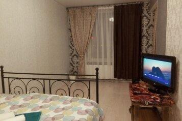 1-комн. квартира, 55 кв.м. на 3 человека, улица Сибгата Хакима, 60, Казань - Фотография 1