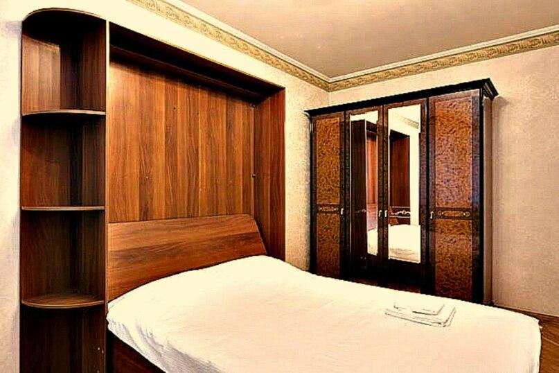 1-комн. квартира, 45 кв.м. на 4 человека, Оружейный переулок, 5, Москва - Фотография 1