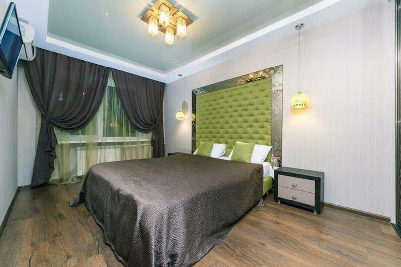 2-комн. квартира, 54 кв.м. на 4 человека, Ленинский проспект, 55, Воронеж - Фотография 1