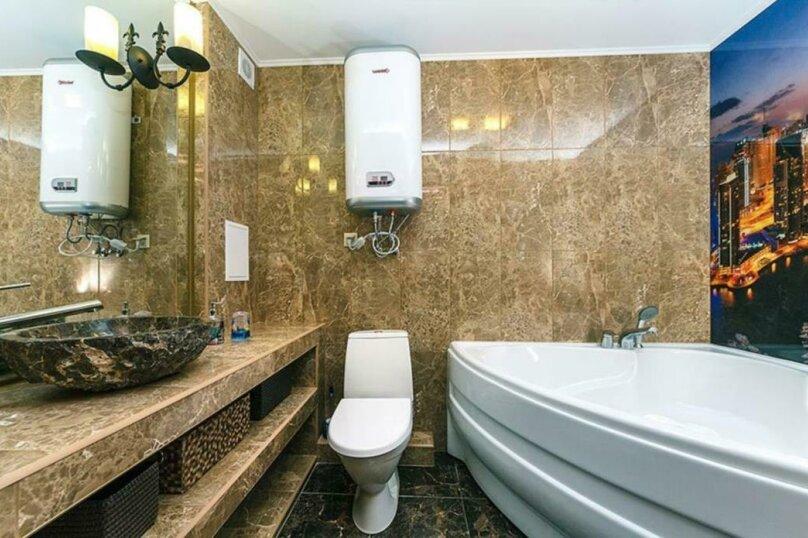 2-комн. квартира, 54 кв.м. на 4 человека, Ленинский проспект, 55, Воронеж - Фотография 4