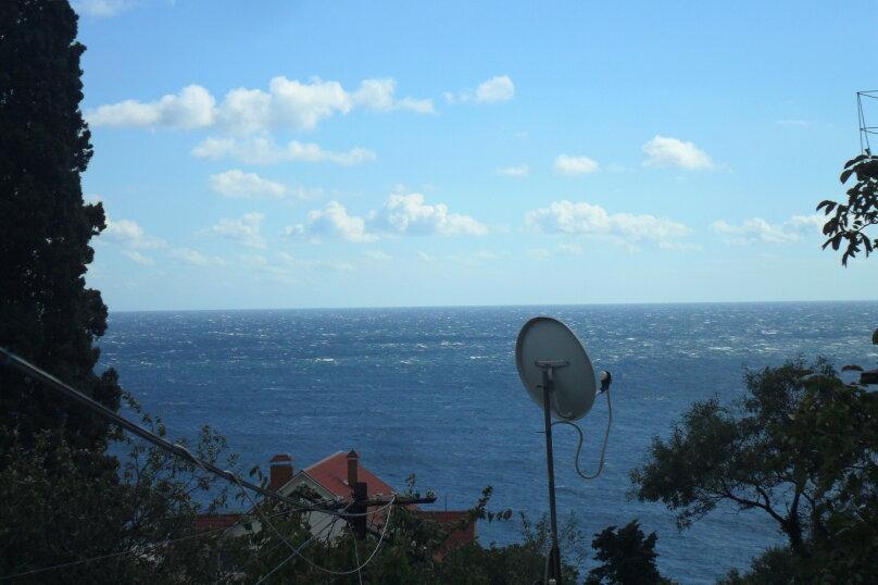 Жилье в краткосрочный найм в доме у моря, 50 кв.м. на 2 человека, 1 спальня, Приморская улица, 3, Алупка - Фотография 7