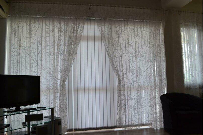 2-комн. квартира, 100 кв.м. на 4 человека, Сухумское шоссе, 19А, Хоста - Фотография 5