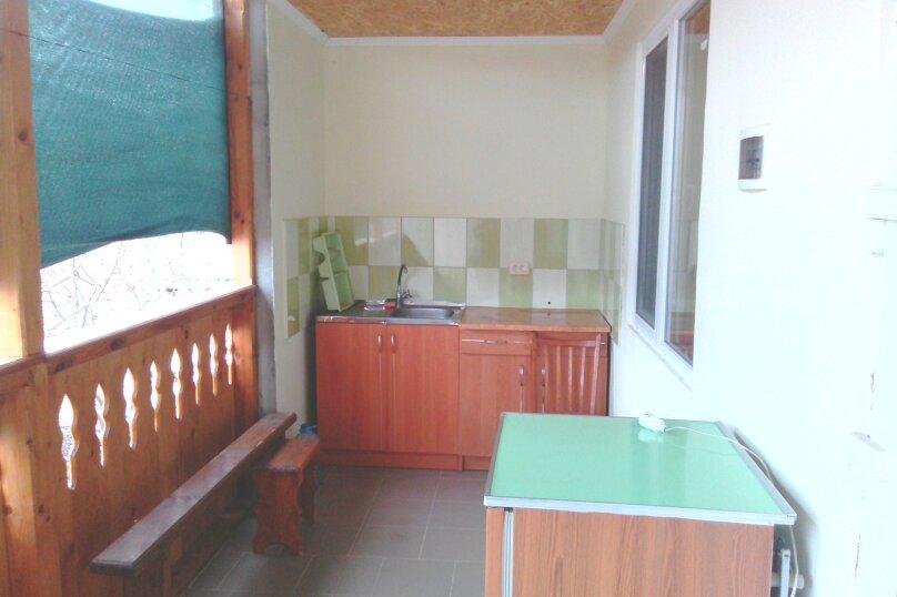 Дом, 30 кв.м. на 4 человека, 2 спальни, улица мартынова, 35, Морское - Фотография 7