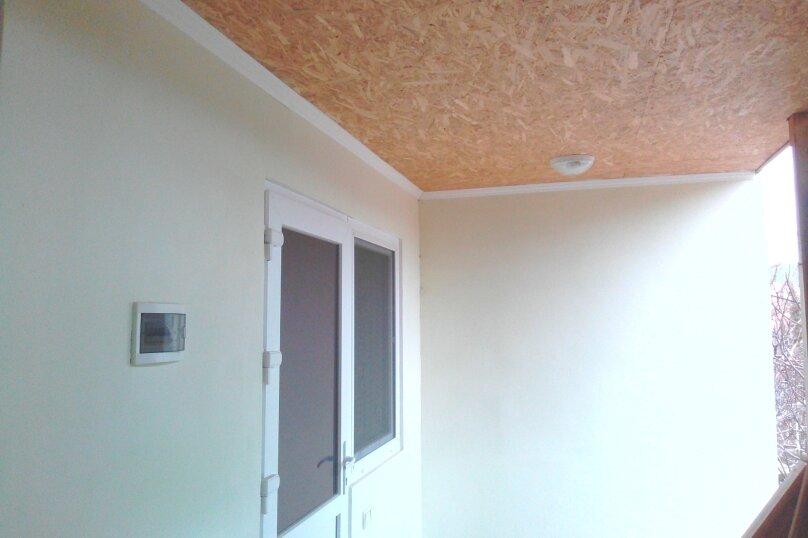 Дом, 30 кв.м. на 4 человека, 2 спальни, улица мартынова, 35, Морское - Фотография 8
