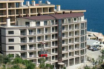 1-комн. квартира, 40 кв.м. на 3 человека, морской спуск, Ялта - Фотография 1