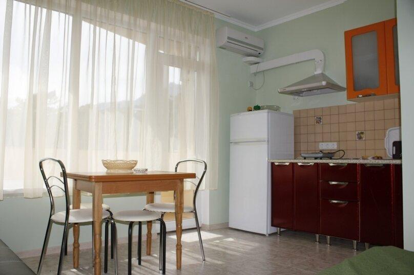 Студия (3 этаж), , , Гаспра - Фотография 5