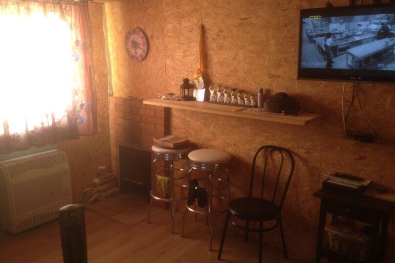 Дом-баня, 90 кв.м. на 6 человек, 2 спальни, Закатная, 30, Чехов - Фотография 7