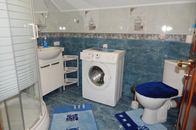 Стильный новый однокомнатный дом студия Люкс у моря в Балаклаве , 35 кв.м. на 3 человека, 1 спальня, Невская улица, 24, Балаклава - Фотография 3