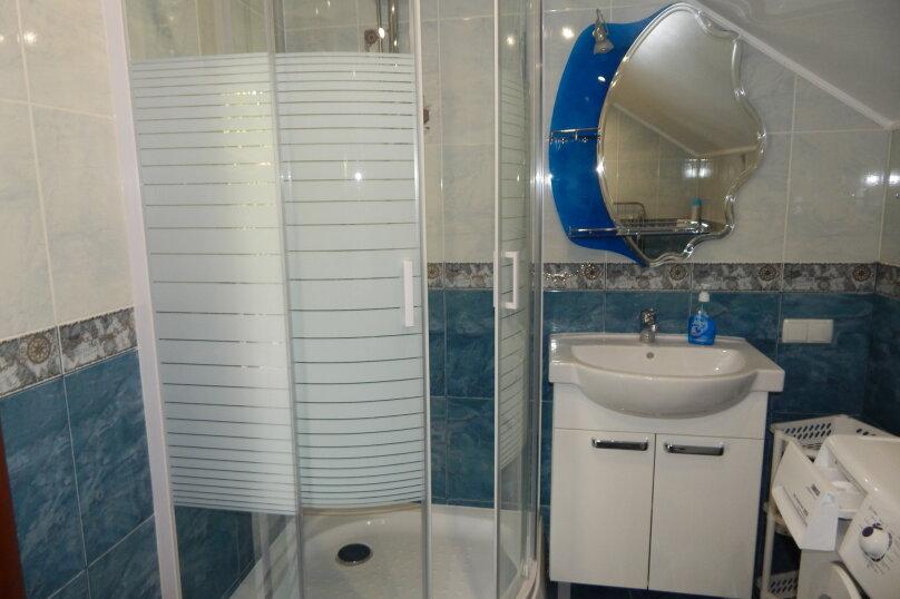 Стильный новый однокомнатный дом студия Люкс у моря в Балаклаве , 35 кв.м. на 3 человека, 1 спальня, Невская улица, 24, Балаклава - Фотография 4