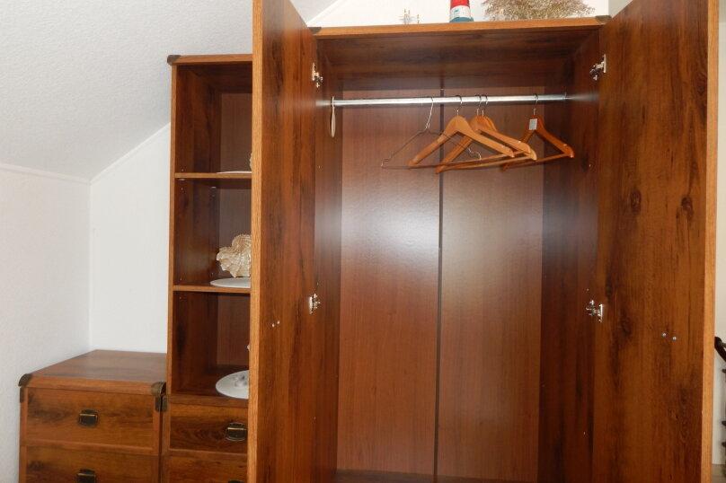 Стильный новый однокомнатный дом студия Люкс у моря в Балаклаве , 35 кв.м. на 3 человека, 1 спальня, Невская улица, 24, Балаклава - Фотография 12