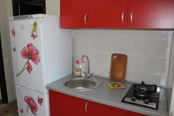 Сдам в Евпатории однокомнатный домик до моря 5 минут., 35 кв.м. на 4 человека, 1 спальня, Интернациональная улица, Евпатория - Фотография 3