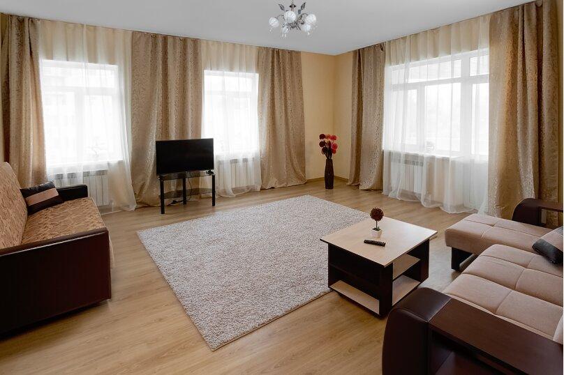 3-комн. квартира, 140 кв.м. на 9 человек, улица Герцена, 5, Кисловодск - Фотография 2