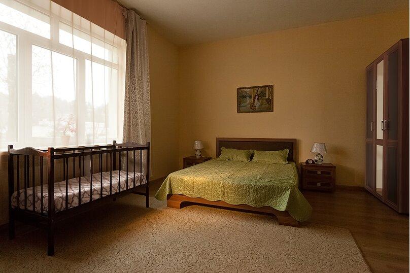 3-комн. квартира, 140 кв.м. на 9 человек, улица Герцена, 5, Кисловодск - Фотография 4