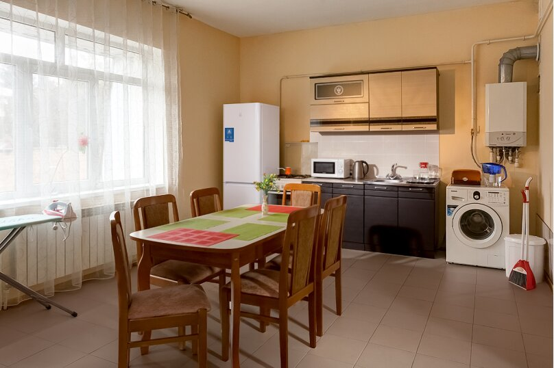 3-комн. квартира, 140 кв.м. на 9 человек, улица Герцена, 5, Кисловодск - Фотография 7