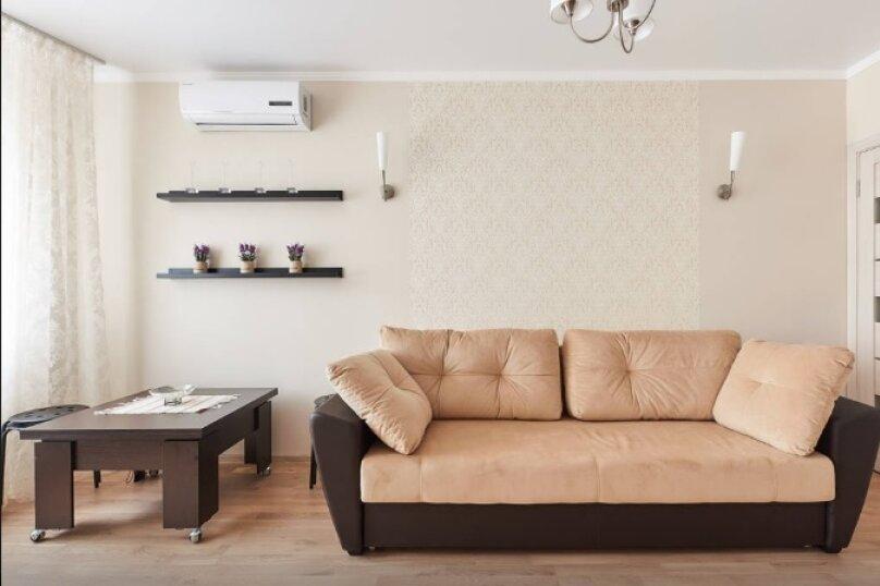 2-комн. квартира, 45 кв.м. на 4 человека, Филимоновская улица, 78, Ростов-на-Дону - Фотография 14