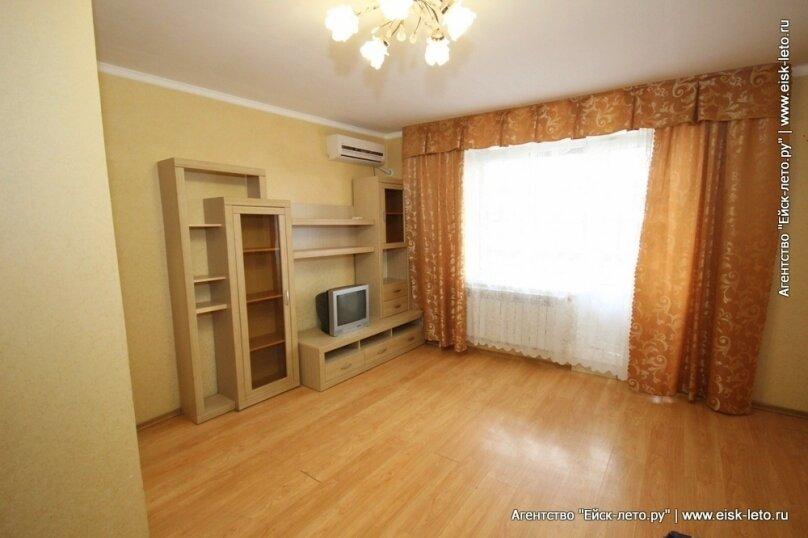 1-комн. квартира, 33 кв.м. на 4 человека, улица Чапаева, 62, Ейск - Фотография 2