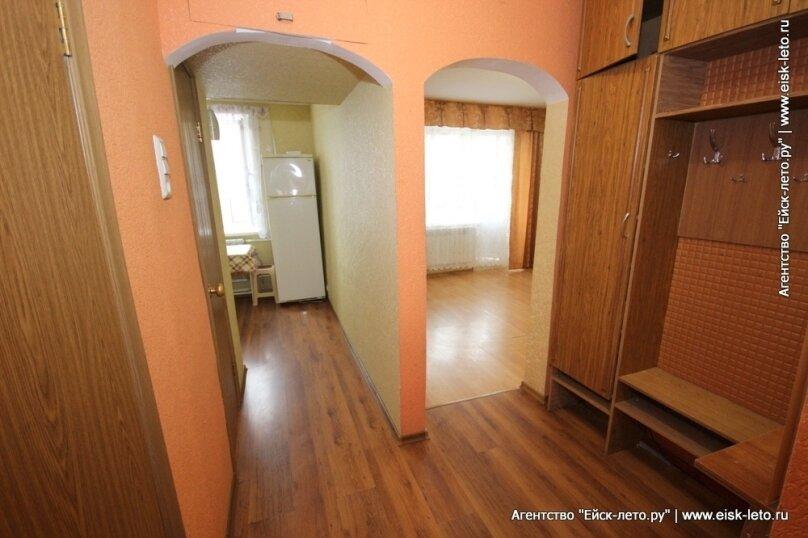 1-комн. квартира, 33 кв.м. на 4 человека, улица Чапаева, 62, Ейск - Фотография 3