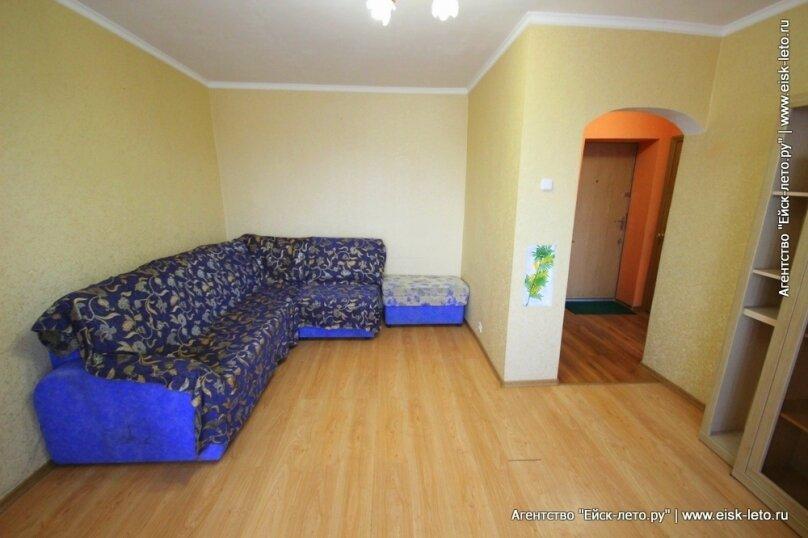 1-комн. квартира, 33 кв.м. на 4 человека, улица Чапаева, 62, Ейск - Фотография 5