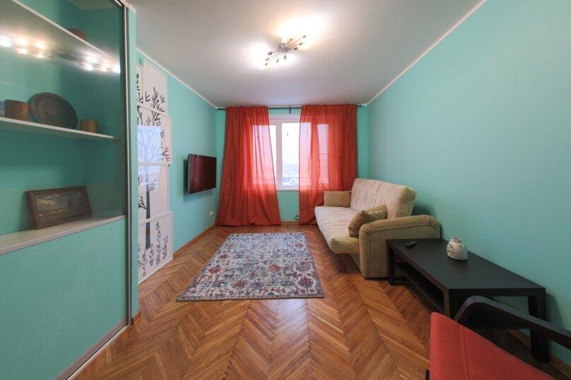 2-комн. квартира, 50 кв.м. на 4 человека, проспект Вернадского, 99к1, Москва - Фотография 4