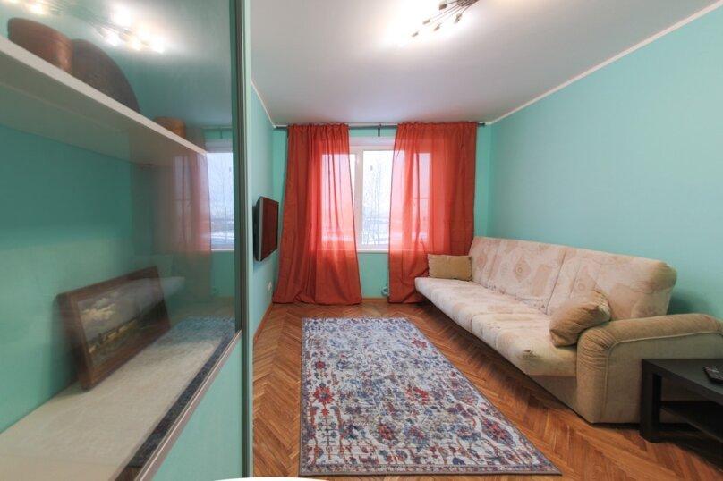 2-комн. квартира, 50 кв.м. на 4 человека, проспект Вернадского, 99к1, Москва - Фотография 5
