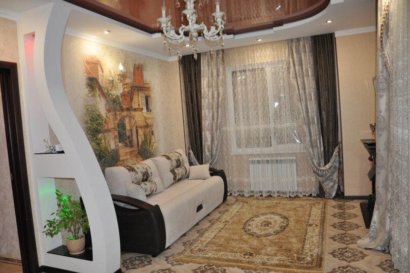 3-комн. квартира, 95 кв.м. на 8 человек, Симферопольское шоссе , 1А, Анапа - Фотография 20