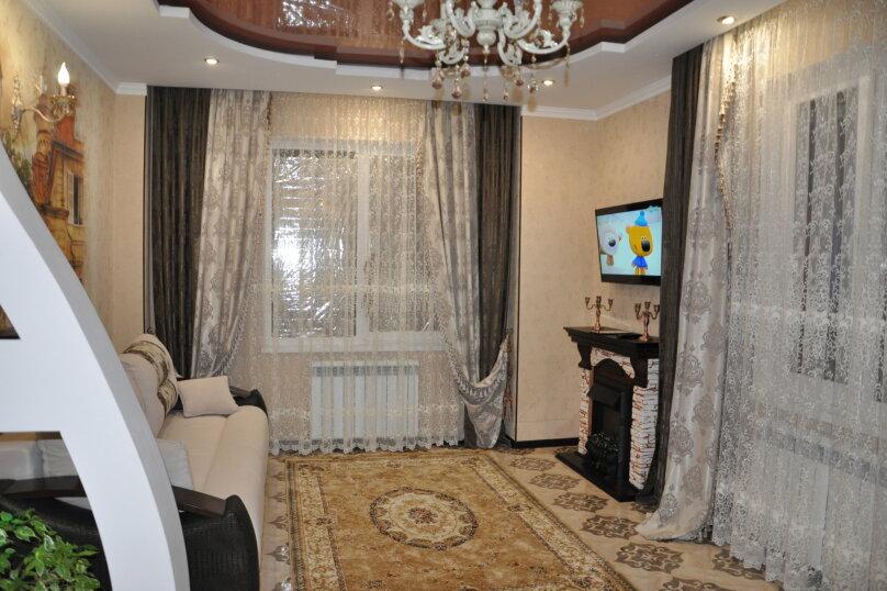 3-комн. квартира, 95 кв.м. на 8 человек, Симферопольское шоссе , 1А, Анапа - Фотография 21