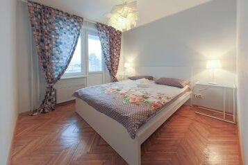 2-комн. квартира, 50 кв.м. на 4 человека, проспект Вернадского, Москва - Фотография 2
