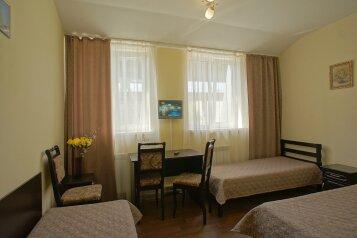 Семейный:  Номер, Полулюкс, 3-местный, 1-комнатный, Гостиница, улица Адмирала Нахимова на 36 номеров - Фотография 4