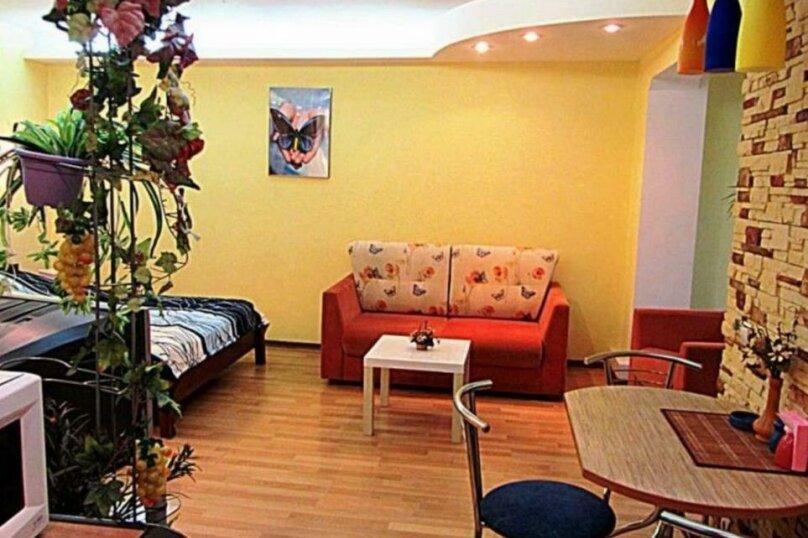 2-комн. квартира, 57 кв.м. на 4 человека, Московский проспект, 20, Воронеж - Фотография 5