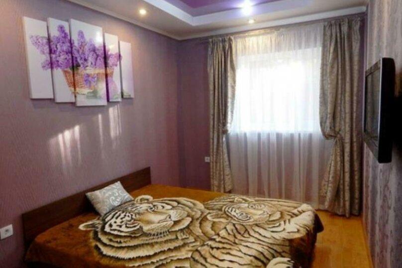 2-комн. квартира, 53 кв.м. на 4 человека, Ленинский проспект, 107, Воронеж - Фотография 1