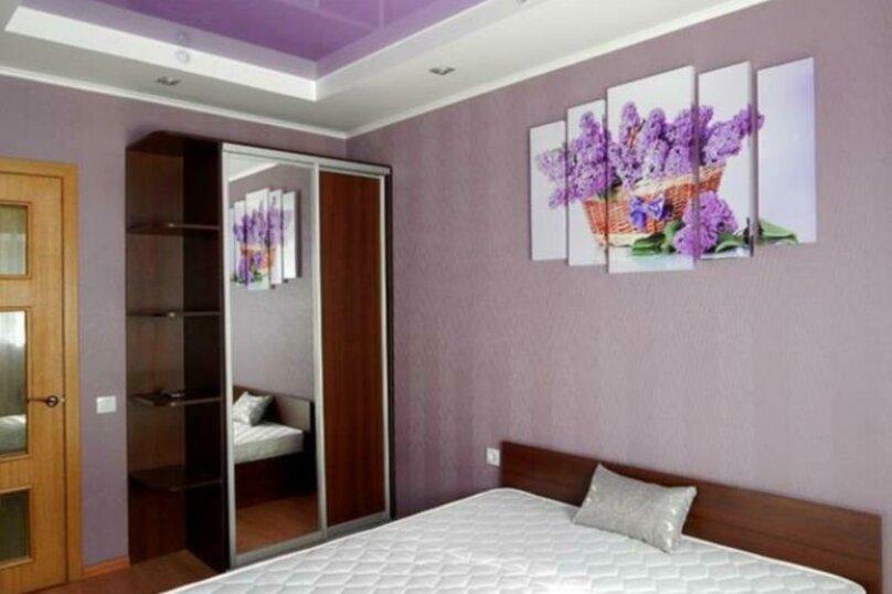 2-комн. квартира, 53 кв.м. на 4 человека, Ленинский проспект, 107, Воронеж - Фотография 3