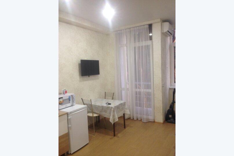 1-комн. квартира, 27 кв.м. на 3 человека, улица Просвещения, 118к1, Адлер - Фотография 2