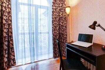 3-комн. квартира, 70 кв.м. на 5 человек, Тверская улица, Москва - Фотография 4