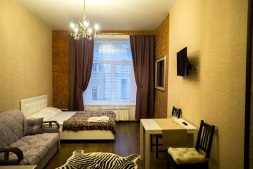 1-комн. квартира, 30 кв.м. на 4 человека, Колокольная улица, Санкт-Петербург - Фотография 2
