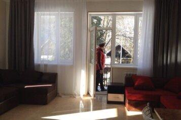 1-комн. квартира, 37 кв.м. на 5 человек, Вознесенская улица, 4, Красная Поляна - Фотография 1