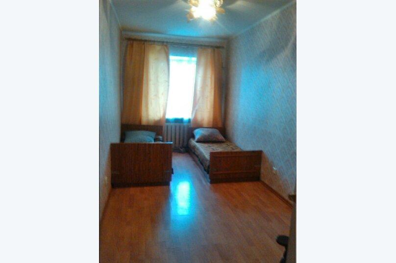 3-комн. квартира, 61 кв.м. на 7 человек, улица Островского, 19В, Белгород - Фотография 7