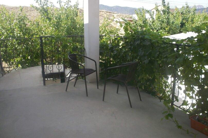 Коттедж, 100 кв.м. на 10 человек, 4 спальни, улица Чобан-Заде, 20, район Алчак, Судак - Фотография 18