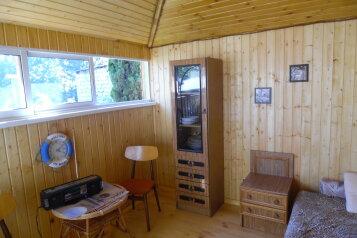 Сдам летний домик у моря, 30 кв.м. на 2 человека, 1 спальня, Катерная, 37, Севастополь - Фотография 4