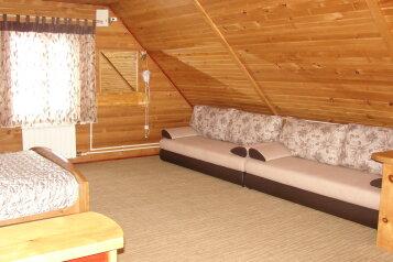 Дом с баней, 120 кв.м. на 8 человек, 1 спальня, Весенняя улица, Шерегеш - Фотография 3