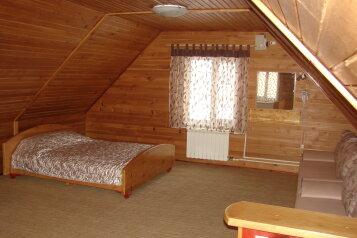 Дом с баней, 120 кв.м. на 8 человек, 1 спальня, Весенняя улица, Шерегеш - Фотография 1