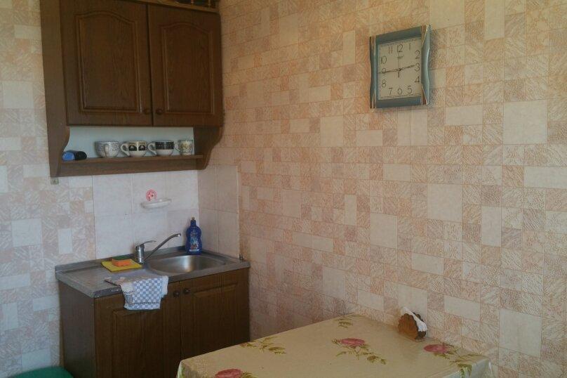 1-комн. квартира, 35 кв.м. на 4 человека, улица Голицына, 32, Новый Свет, Судак - Фотография 5