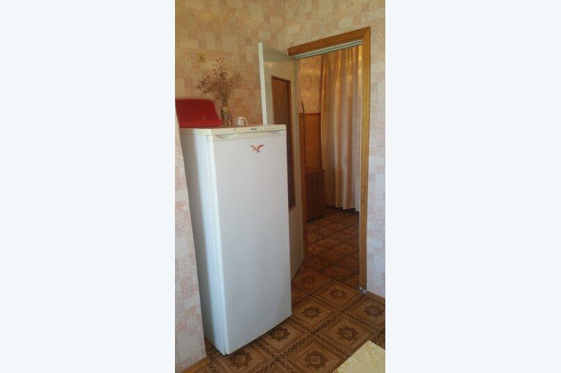 1-комн. квартира, 35 кв.м. на 4 человека, улица Голицына, 32, Новый Свет, Судак - Фотография 6